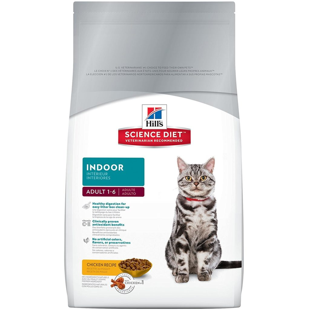 hills science diet cat food